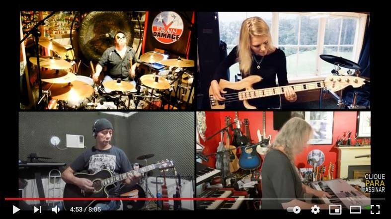 Cover Led Zeppelin - Stairway To Heaven