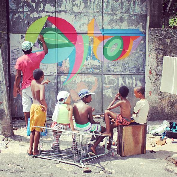 Educação Artistica Urbana SSA-BA