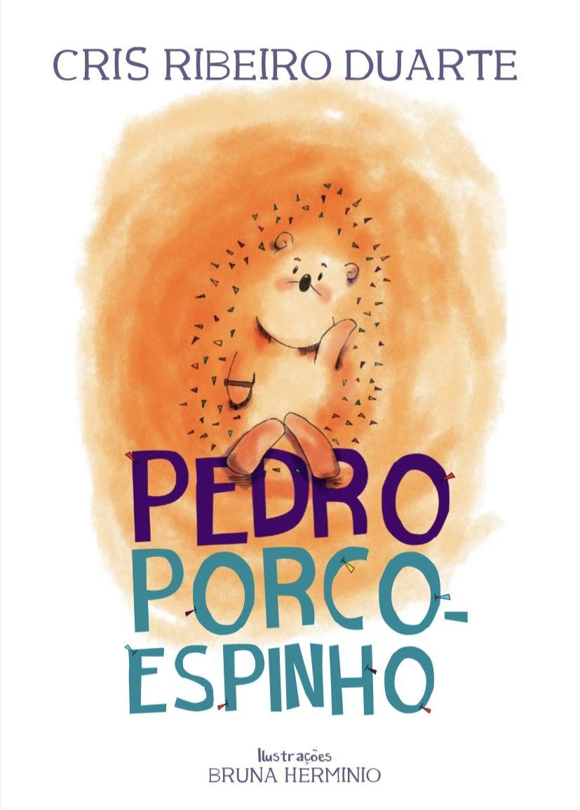 livro- Pedro porco- espinho