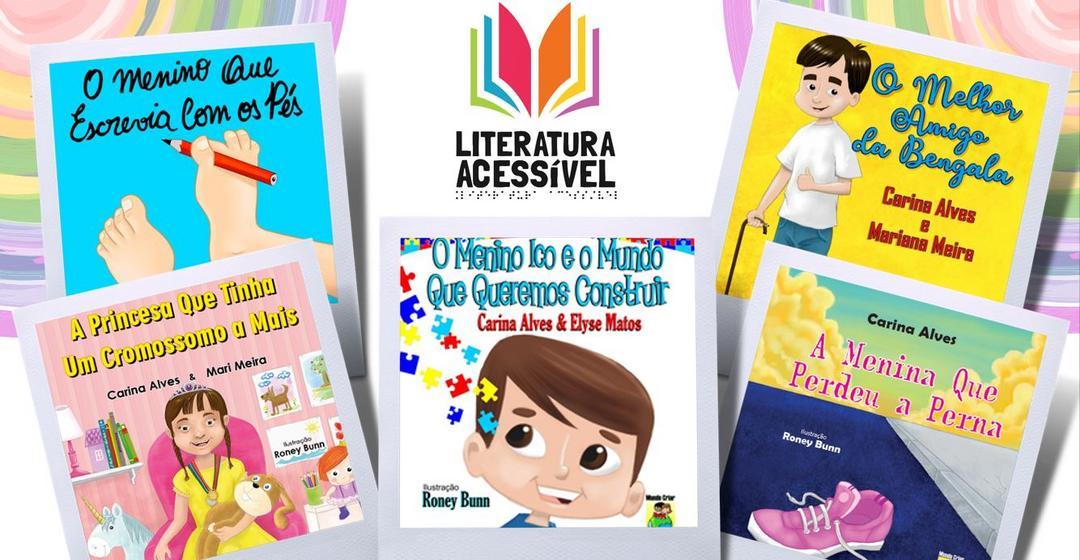 Sobre o Literatura Acessível