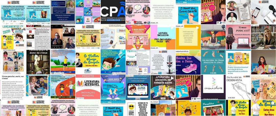 Inclusão de crianças com deficiência é tema de livros acessíveis.