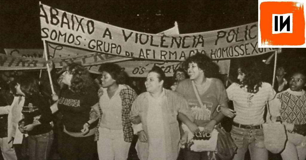 Orgulho e resistências: LGBT NA DITADURA