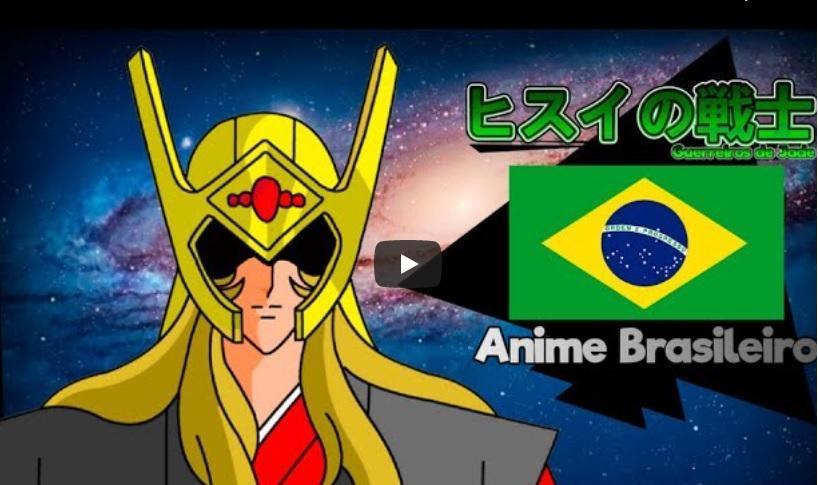 GUERREIROS DE JADE - Animê Made in Brazil: A Ousada e Corajosa Saga Criada por WIU Jr. Desenhista