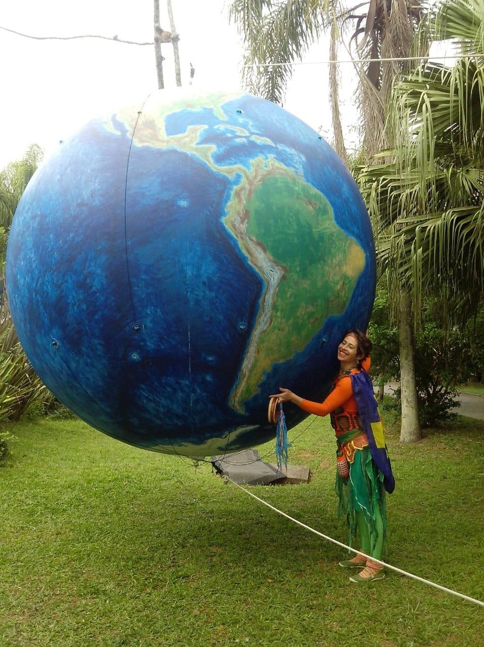 Sente a Terra!!?