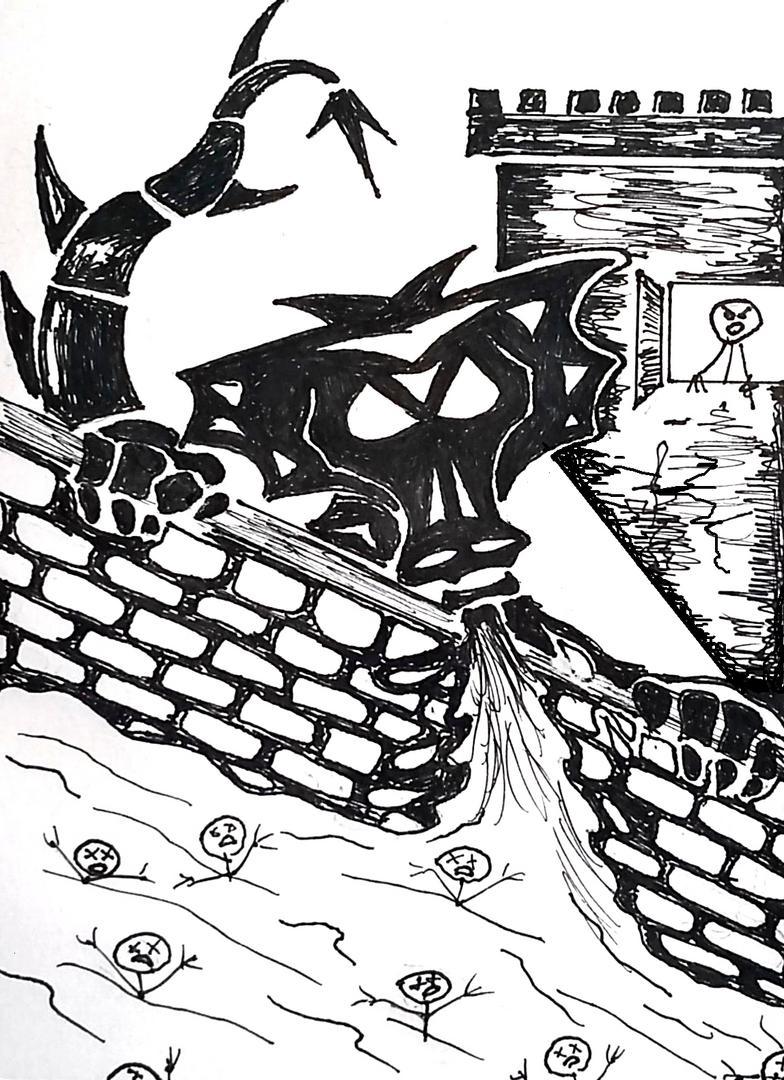 Dragão Minerável  (Fabrício Manca)