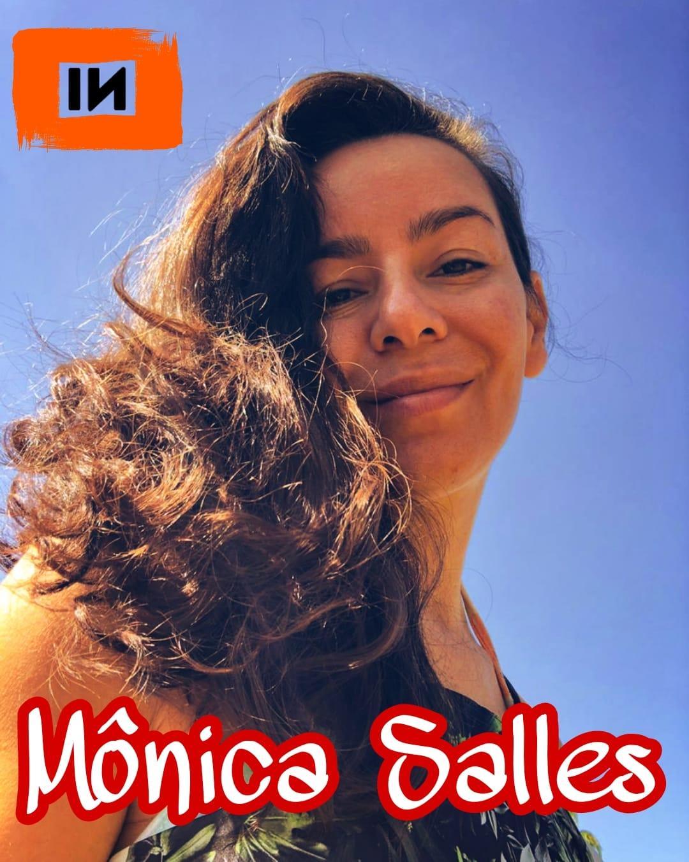 Mônica Salles: Arte & Cultura em Fluxo