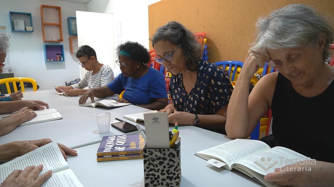 Tertúlias Dialógicas Literárias: acolhimento, escuta, fala e aprendizagens