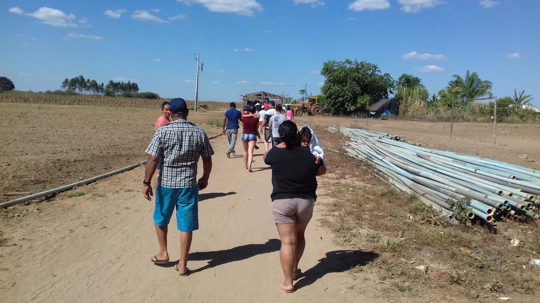 Latifundiários invadem terras e mantêm acampados sob ameaça de morte em Mato Grosso com apoio do Incra