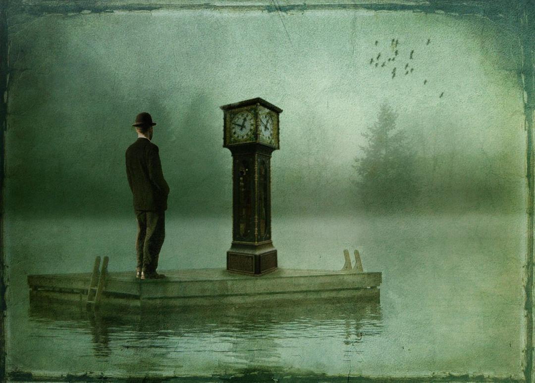 O Tempo e a Realidade.