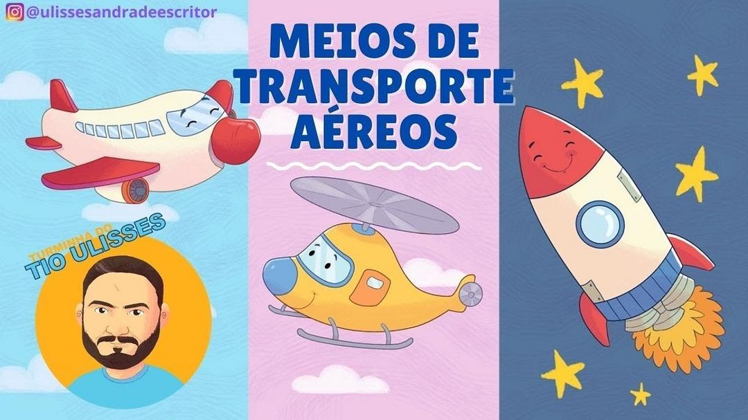 O avião - Música infantil