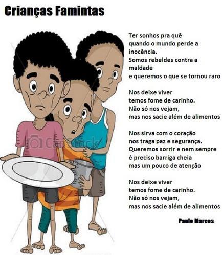 Crianças Famintas
