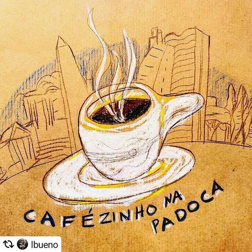 Cafezinho (virtual) na Padoca