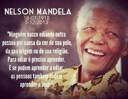 Salve Mandela