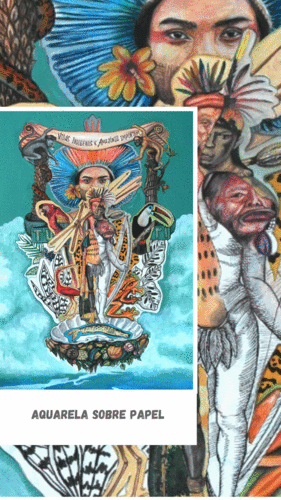 Vidas indígenas e a Amazônia importam