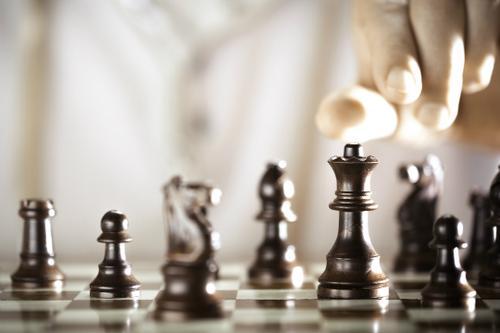 Uma Partida de Xadrez