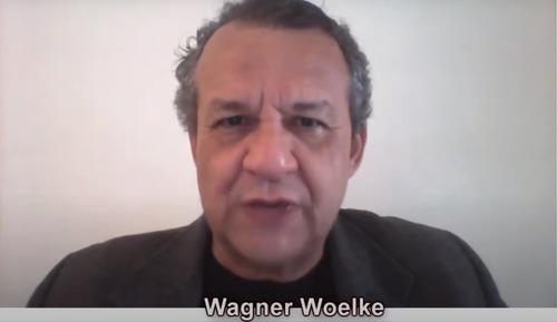 WAGNER WOELKE no SARAU BODEGA DO BRASIL (2021) - Poema ETNIA, de COSTA SENNA