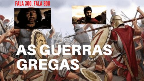 As Guerras Gregas