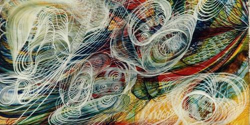 Arte, frustação, Galinha Preta e o Nirvana. Não era Não.