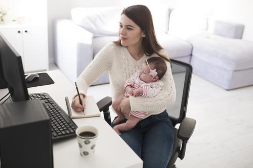 Mãe, Mulher e o Trabalho