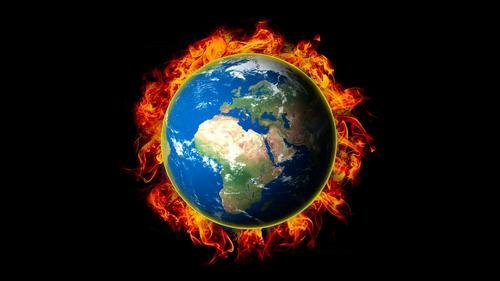 A Amazônia pegou fogo mas a Babilônia não
