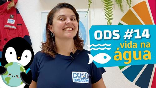 ODS 14 - Vida na Água