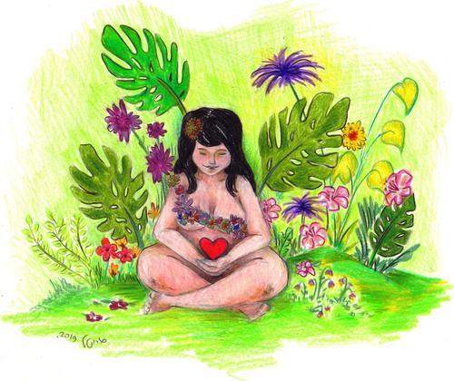 A Natureza é Feminina