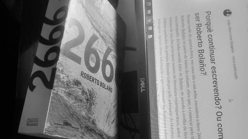Por que continuar escrevendo? Ou, como ser Roberto Bolaño?