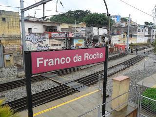 Terminais #7 - ESTAÇÃO FRANCO DA ROCHA