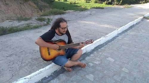 Minha quarentena com o violão