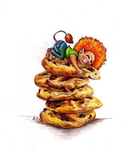 Duende de Biscoito