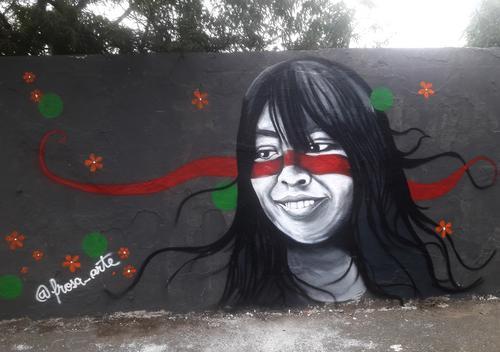 Graffitti - Estação de Mauá