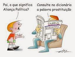A PROSTITUIÇÃO POLÍTICA