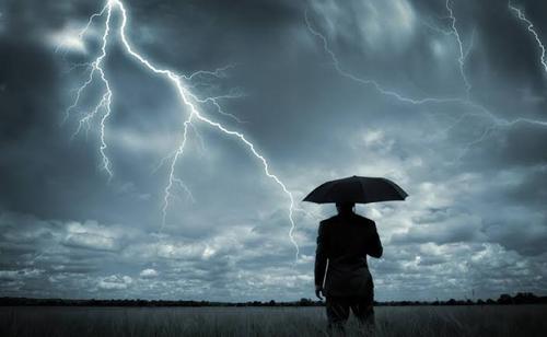 A tempestade que vem