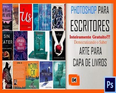 Photoshop para Escritores - Arte para Capa de Livros